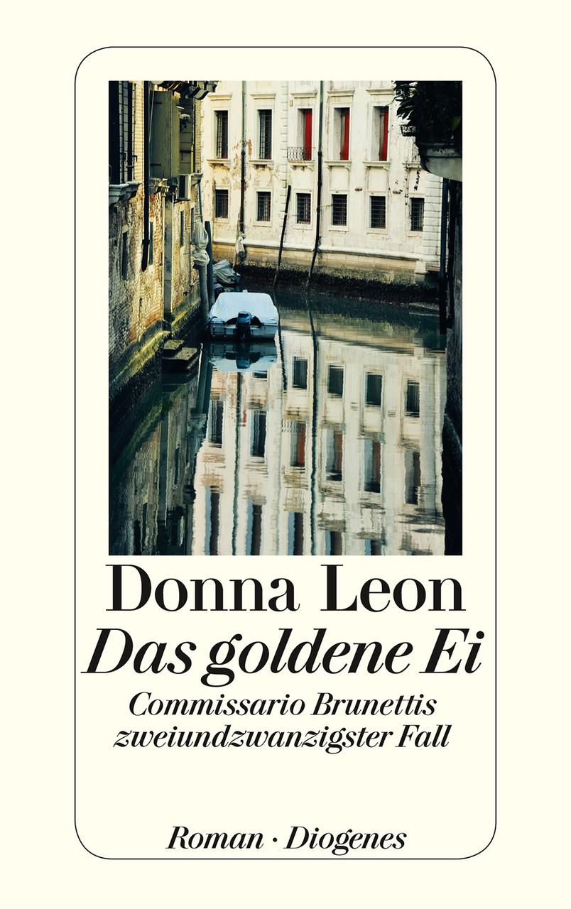 Donna Leon, Diogenes, 368 S., Mai 2014