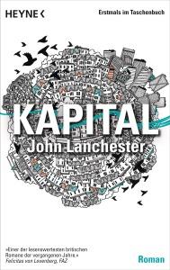 John Lanchester, Kapital Heyne, 800 S., April 2014