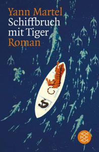 Yann Martel Schiffbruch mit Tiger Fischer Tb, 384 S., 20.07.2004
