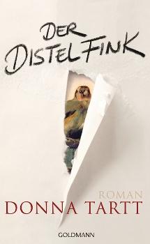 Donna Tartt Der Diestelfink, 1022 S., März 2014